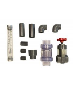 2075 GS Installation Kit   Accu-Tab Chlorination