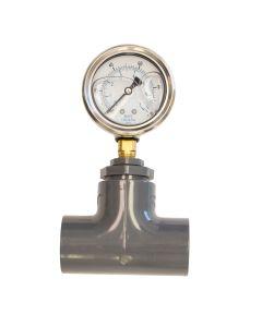 Pressure Gauge Kit - 9500142