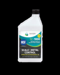 SC-1000 Scale Control & Metal Control - One Quart