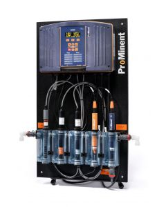 DCM 502 Updated Controller for pH, ORP, Temp, Free Cl2, Total Cl2 and Combined Cl2 on Non-Stabilized (CYA) Water