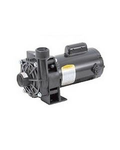 Webtrol 1 HP 120/240 Single Phase Pump - 60/50 Hz